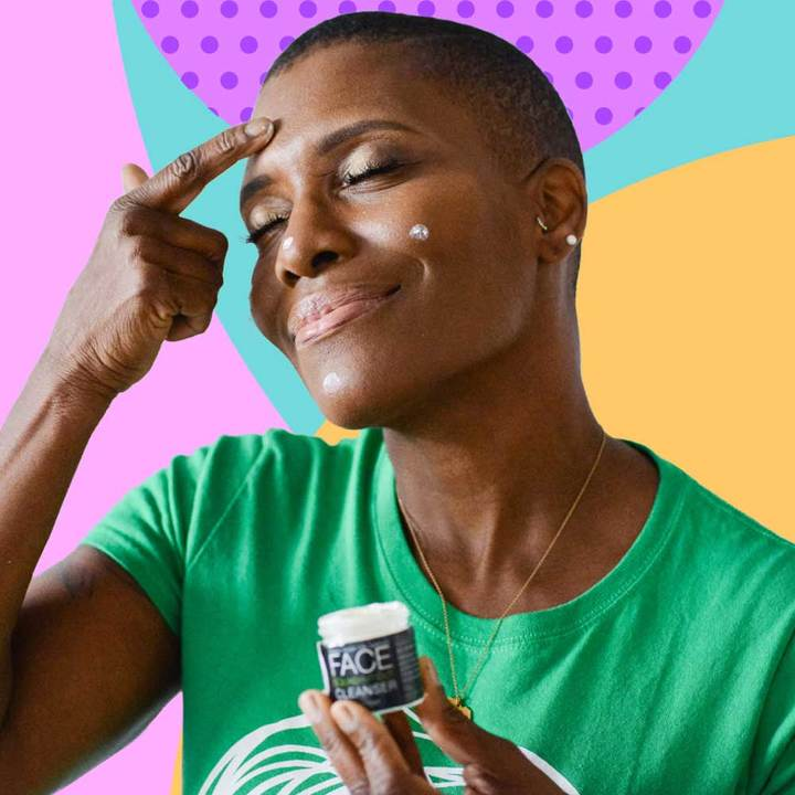 Kelly Rowland Swears By This Black-Owned Farm-To-Face Skin Care Line