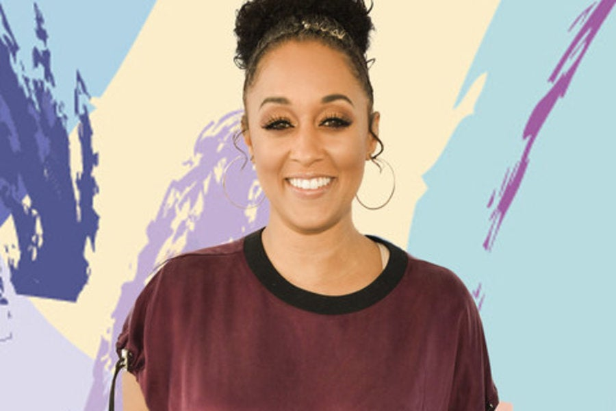 Tia Mowry-Hardrict Just Teased A Photo Of Her Baby Girl And We ...