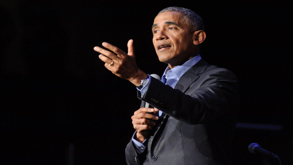 Former President Obama Shades Trump By Pointing Out He Has More Twitter Followers