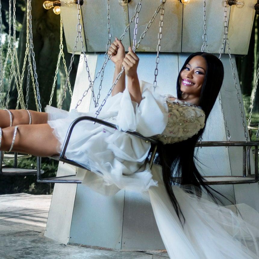 Nicki Minaj Is Starring In H&M's Magical Holiday Film