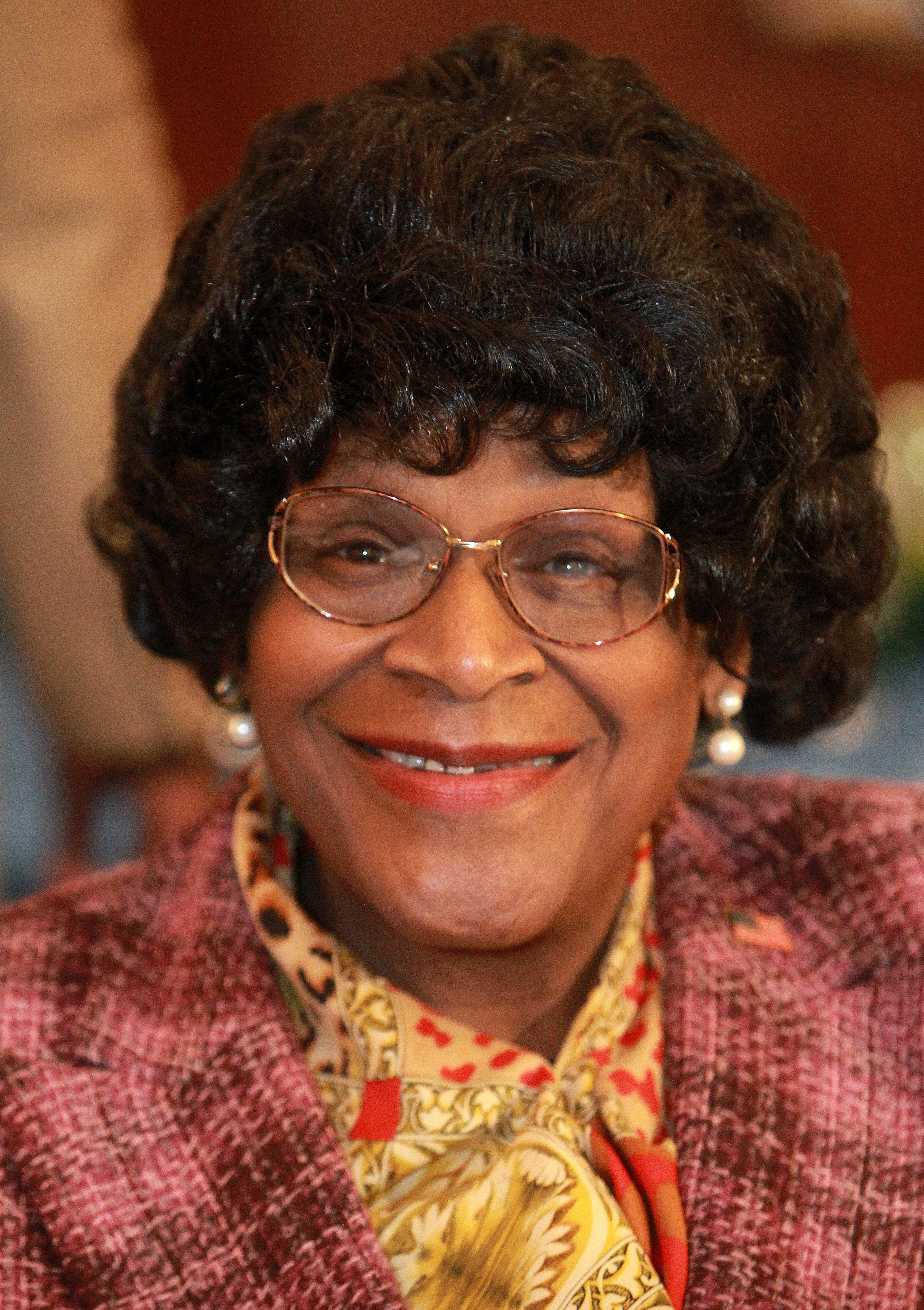 Before Danica Roem Became The First Openly Transgender State Representative, There Was Althea Garrison