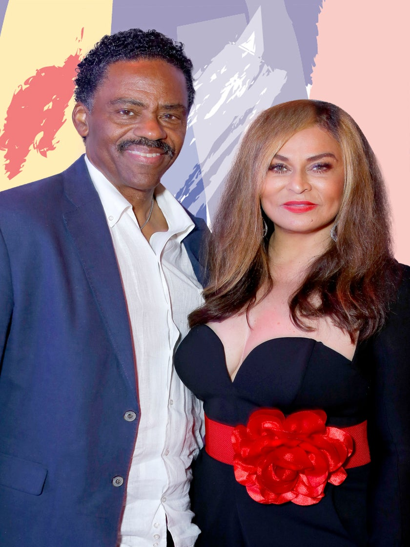 Tina Knowles Lawson and Her Hubby Are On A Late Anniversary Trip To Paris And Having The Best Time Ever