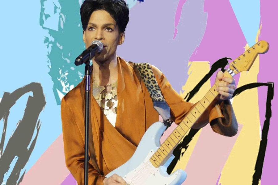 Photographer Afshin Shahidi Told Us Everything We Wanted To Know About Prince