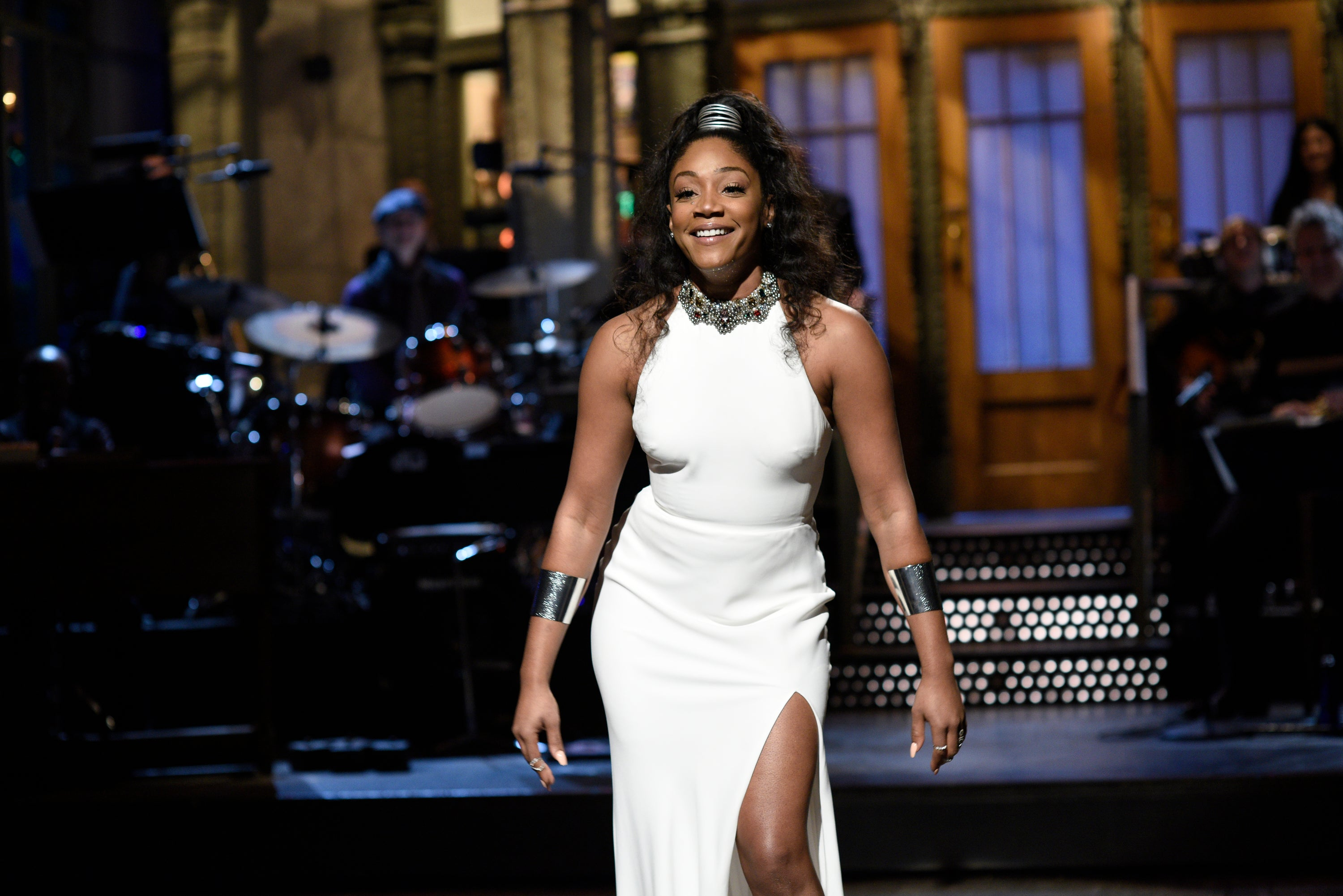 Tiffany Haddish Makes History With SNL Debut - Essence