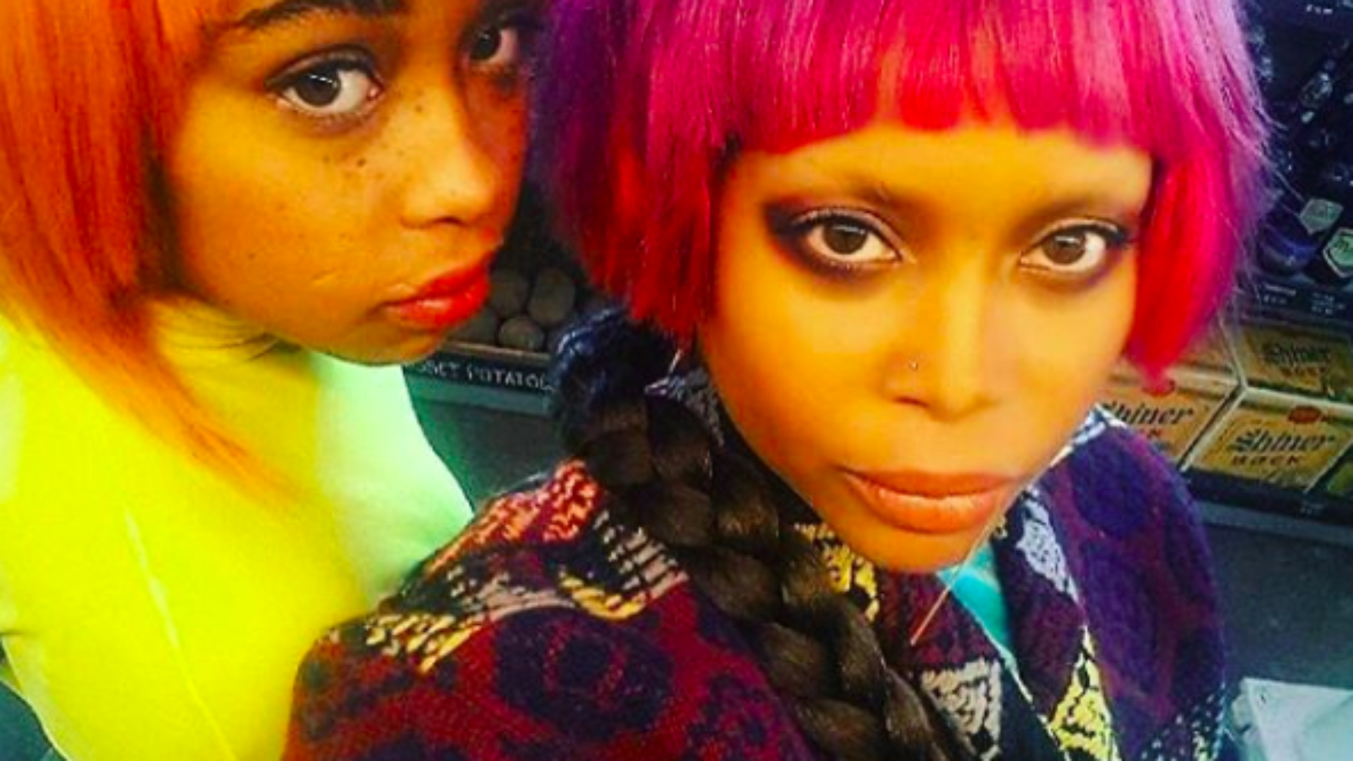 WATCH: Erykah Badu's 13-Year-Old Daughter Puma Serenades Her Mom For Her Birthday And We're In Awe