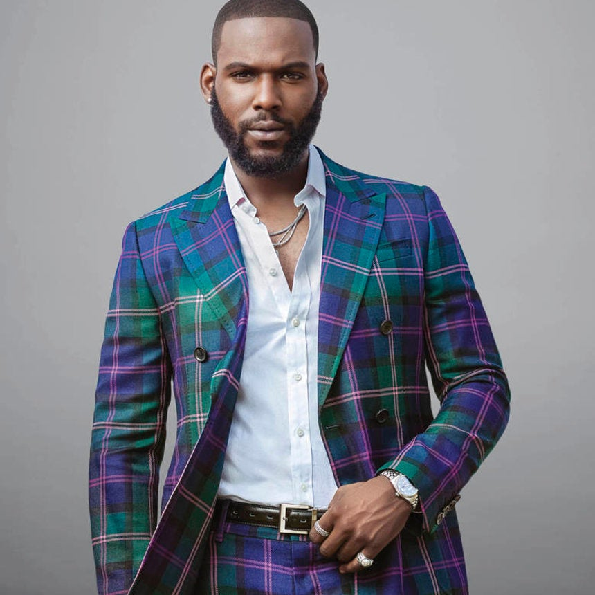 Kofi Siriboe Steps Into His Destiny On The Dec/Jan ESSENCE Cover
