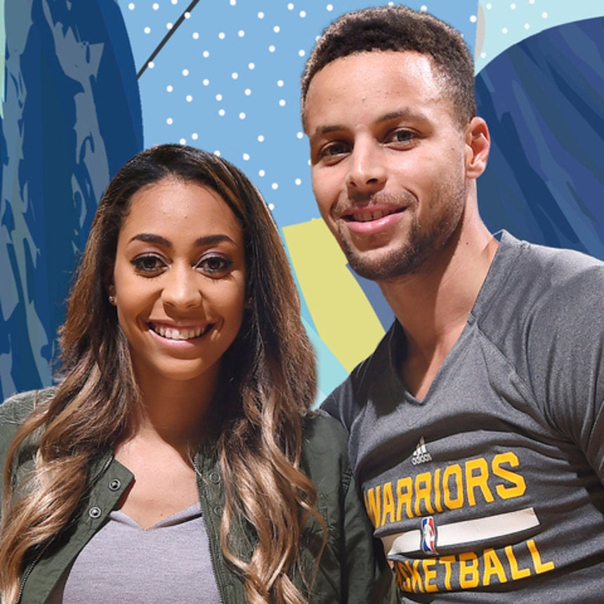 Aww! Steph Curry's Younger Sister Went Wedding Dress Shopping With Sister-In-Law Ayesha
