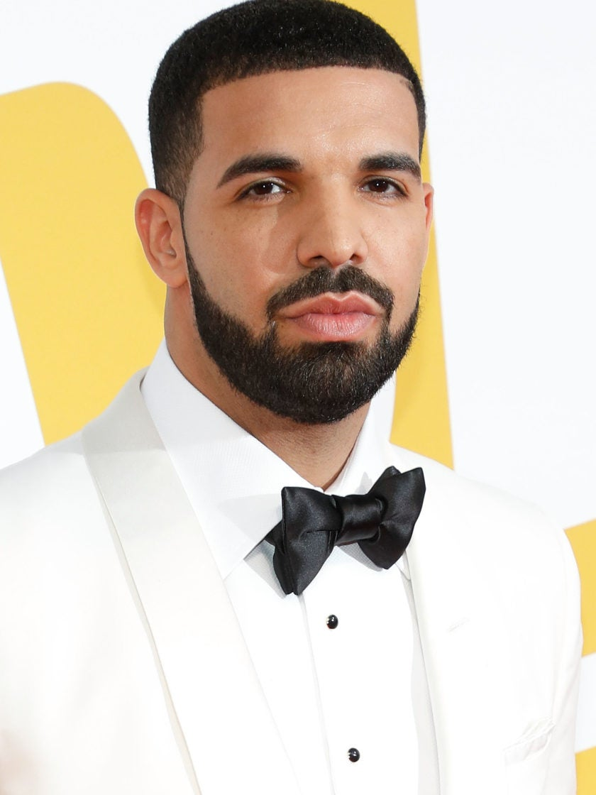 Drake Is Loving Every Minute Of Fatherhood With His Son Adonis