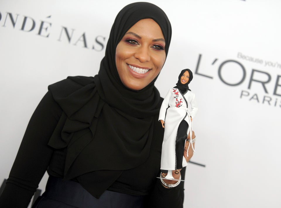 Barbie Just Introduced The First Hijab-Wearing Doll To Honor Olympic Fencer Ibtihaj Muhammad