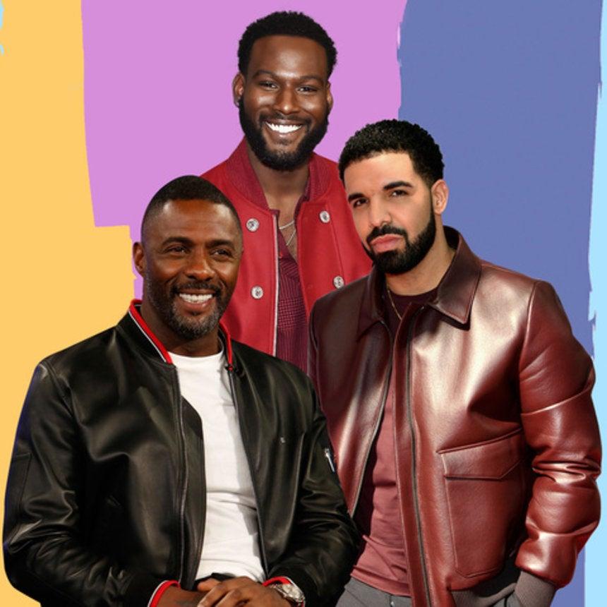 From Kofi to Idris: 25 Beautiful Bearded Fellas Who Gave Us Heart Eyes In 2017
