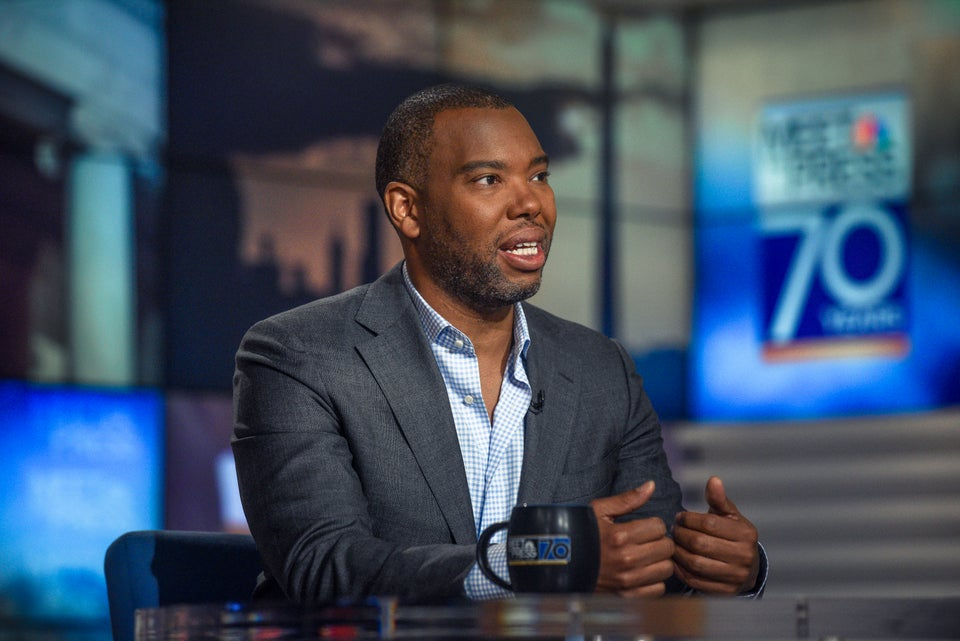 Ta-Nehisi Coates Perfectly Explains Why White People Shouldn't Use The N-Word