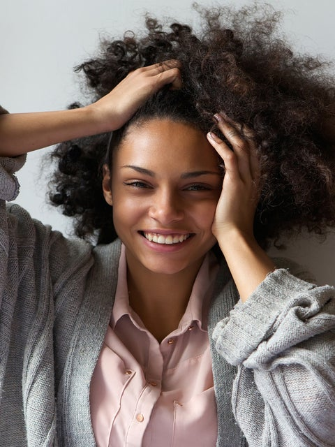 Would YouShave Off Your Edges? Natural Hair Vlogger Felicia Mesadieu Did