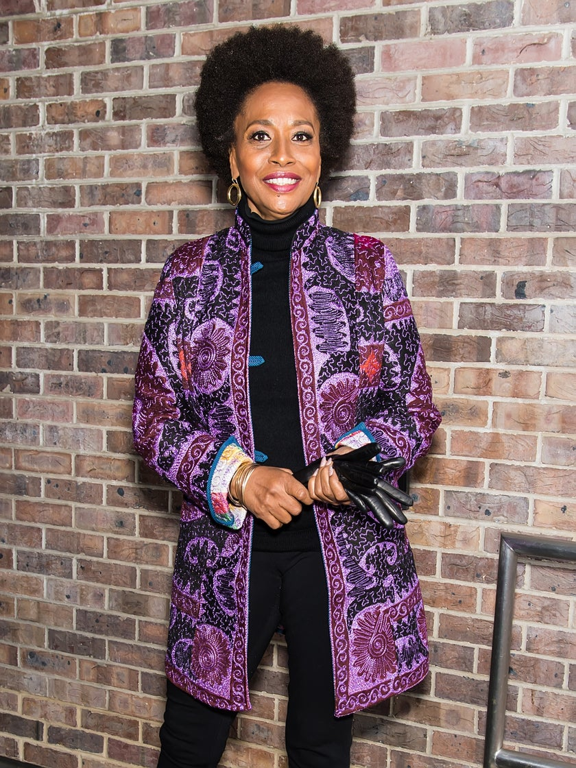 Jenifer Lewis Writes Powerful Song In Response To The Latest American Mass Shooting