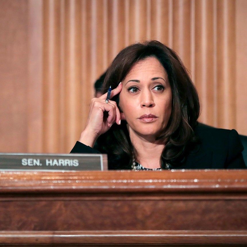 Kamala Harris On 2020 Election: 'It's Going To Be Ugly'