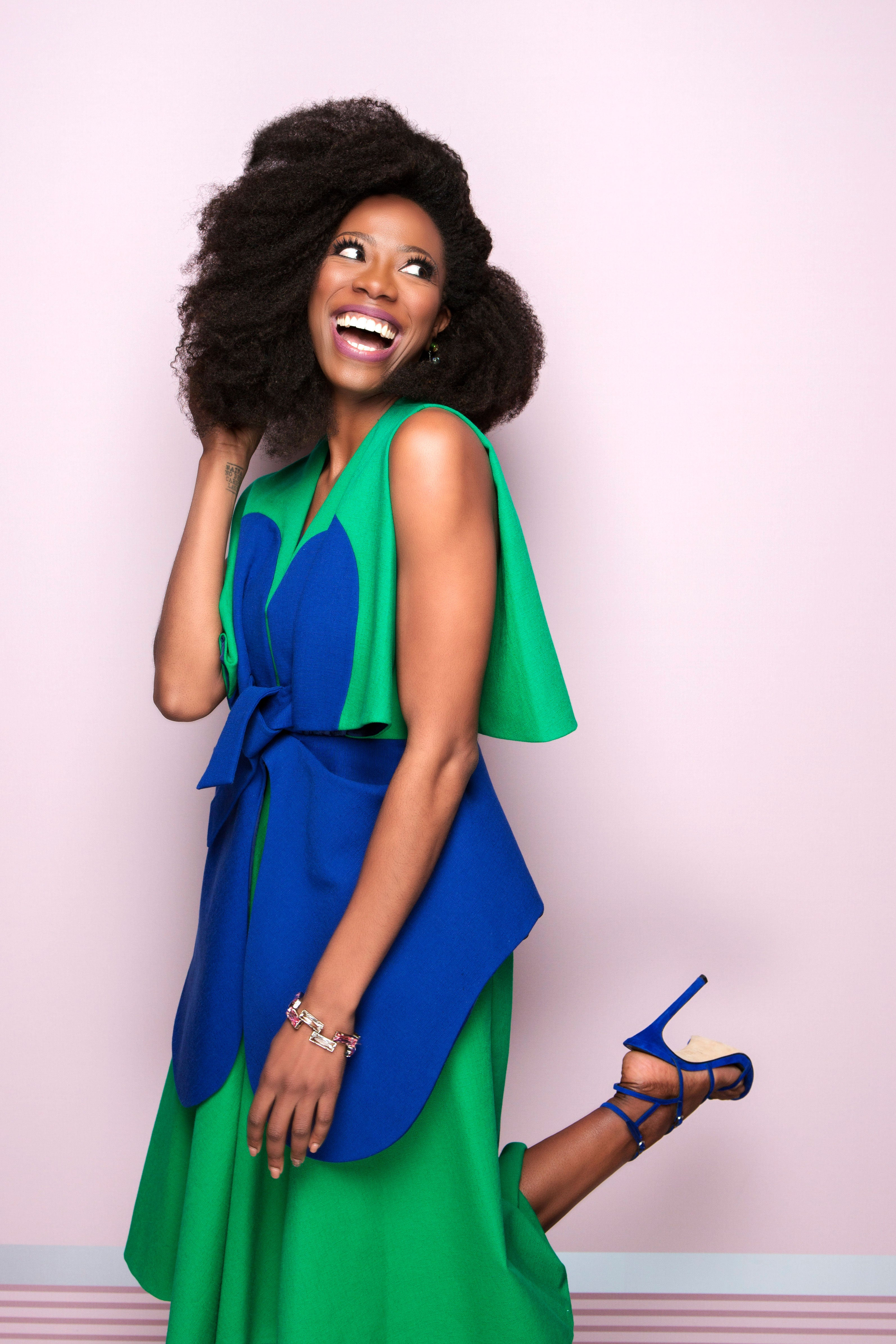 Yvonne Orji Shows Off Her Radiant Smile As Colgate's Latest Brand Ambassador