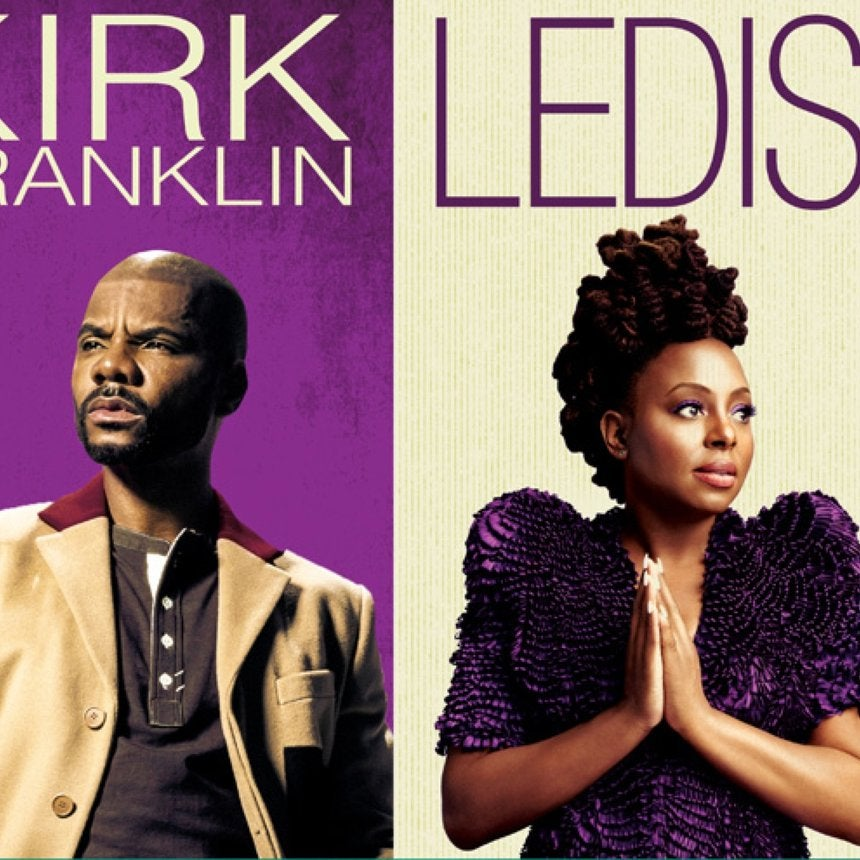 Kirk Franklin And Ledisi Are Wowing Audiences Across The Country With The 'Rebel, Soul And Saint' Tour