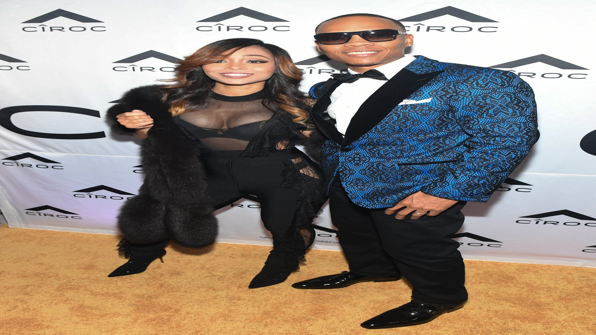 Shamari And Ronnie DeVoe Celebrate Life And Love On Their 13th Wedding Anniversary