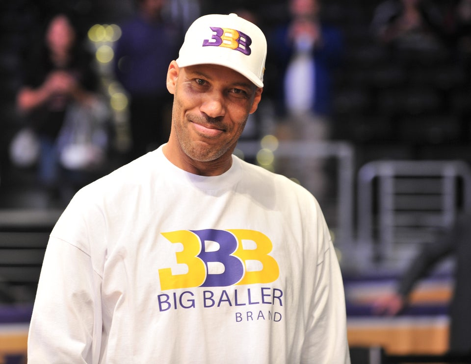 The Quick Read: There's A Little Beef Brewing Between Trump And LaVar Ball