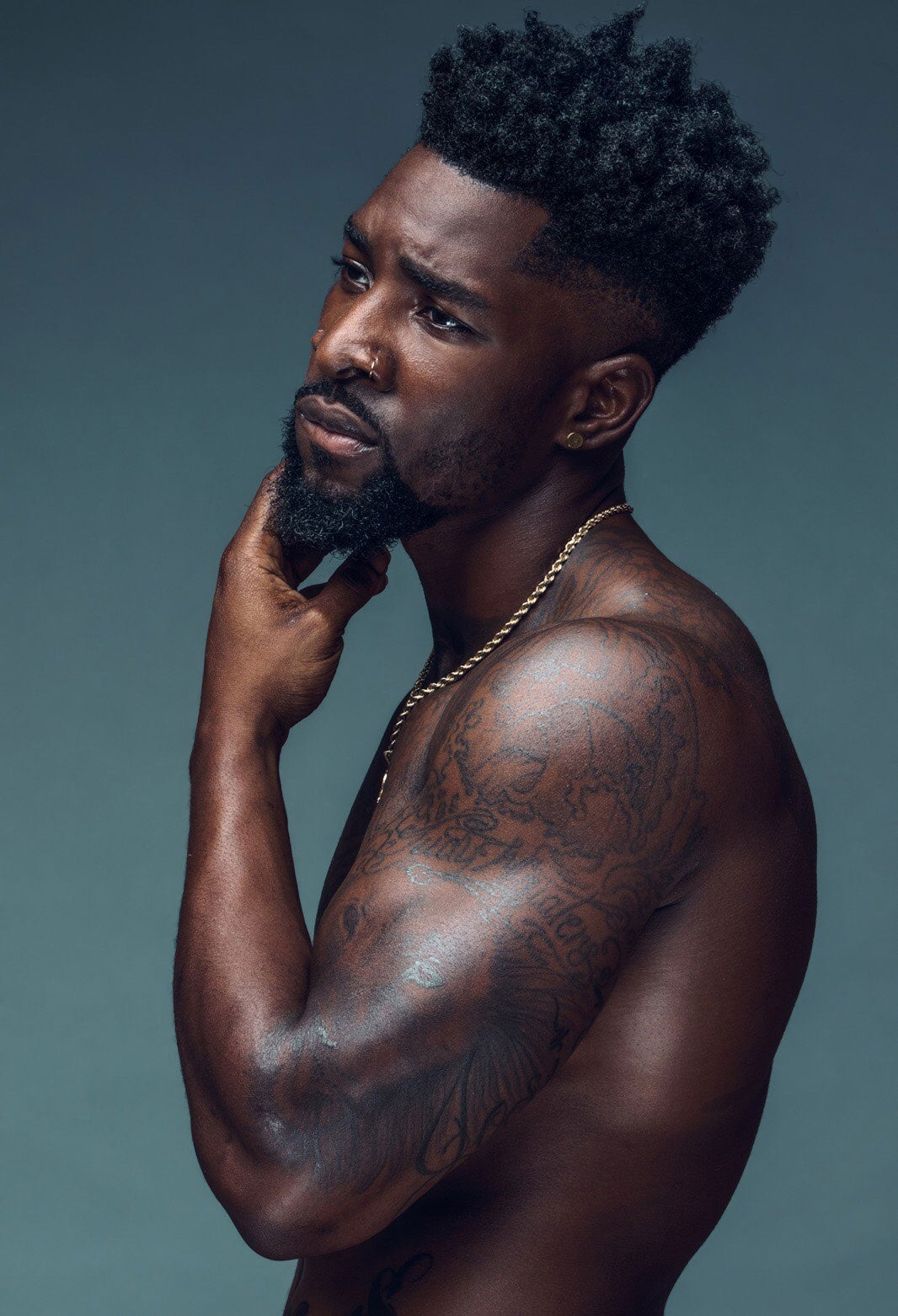 Mature black men tumblr