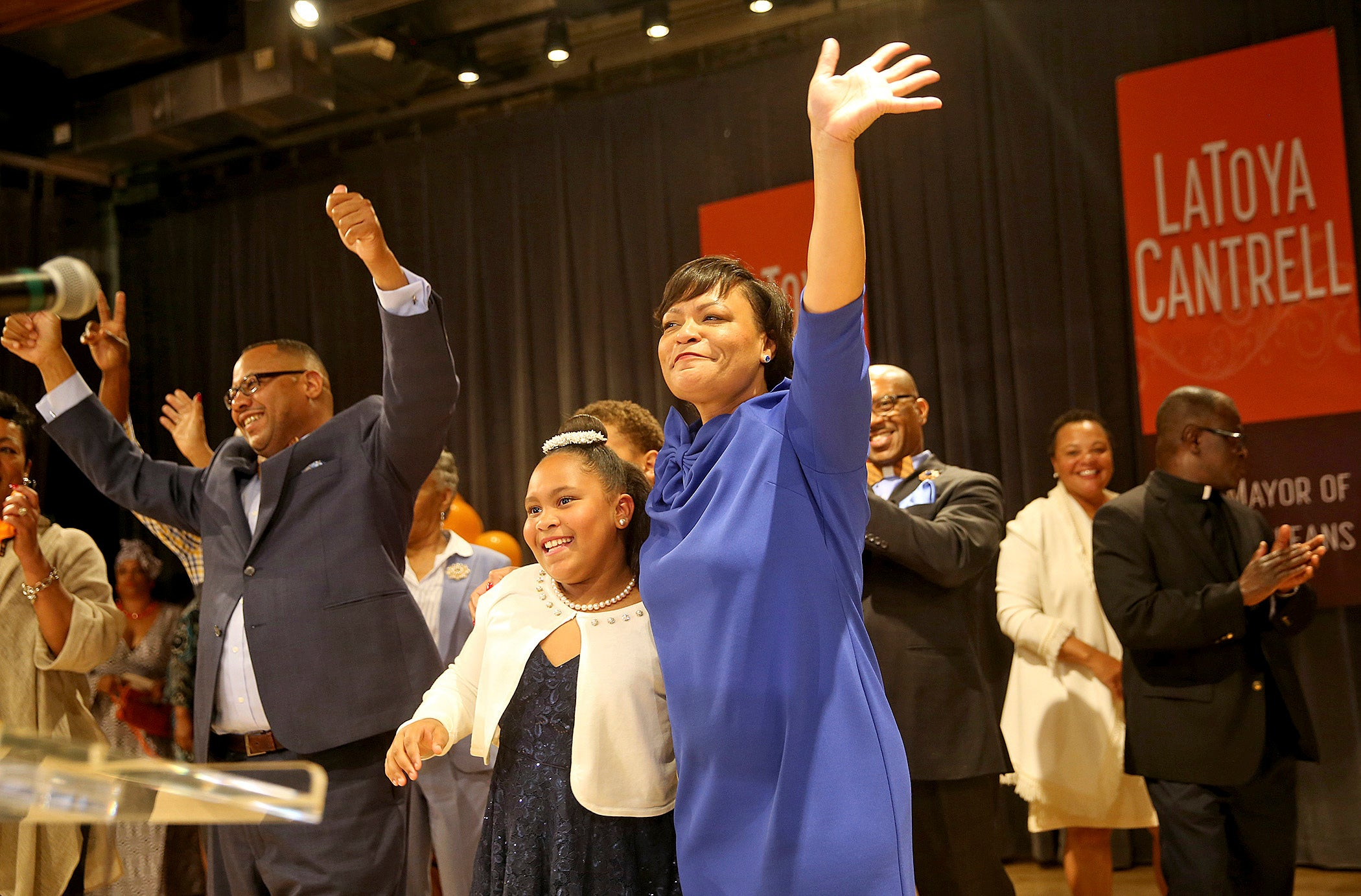 12 Things To Know About LaToya Cantrell, The First Black Woman Mayor Of New Orleans