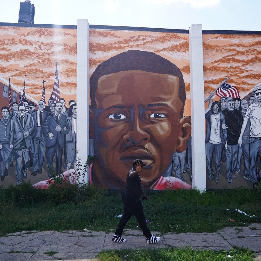 Baltimore Rising: HBO DocumentaryChronicles A City Trying To Heal After Freddie Gray's Death