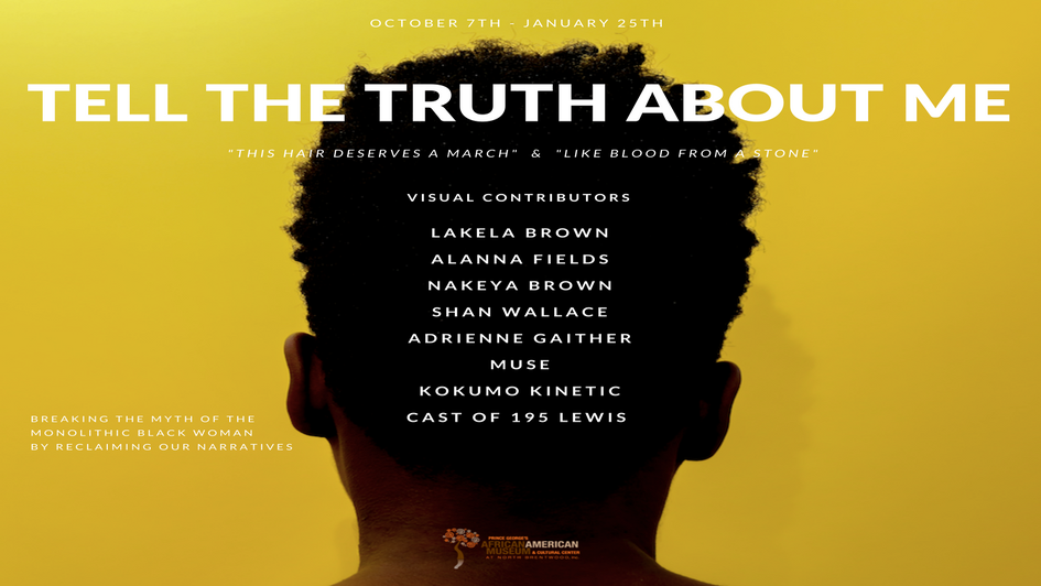 An Exhibit Celebrating Black Women Exclusively Arrives In A D.C. Suburb