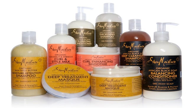 Shea Moisture's Parent Company Sundial Was Just Acquired By Unilever