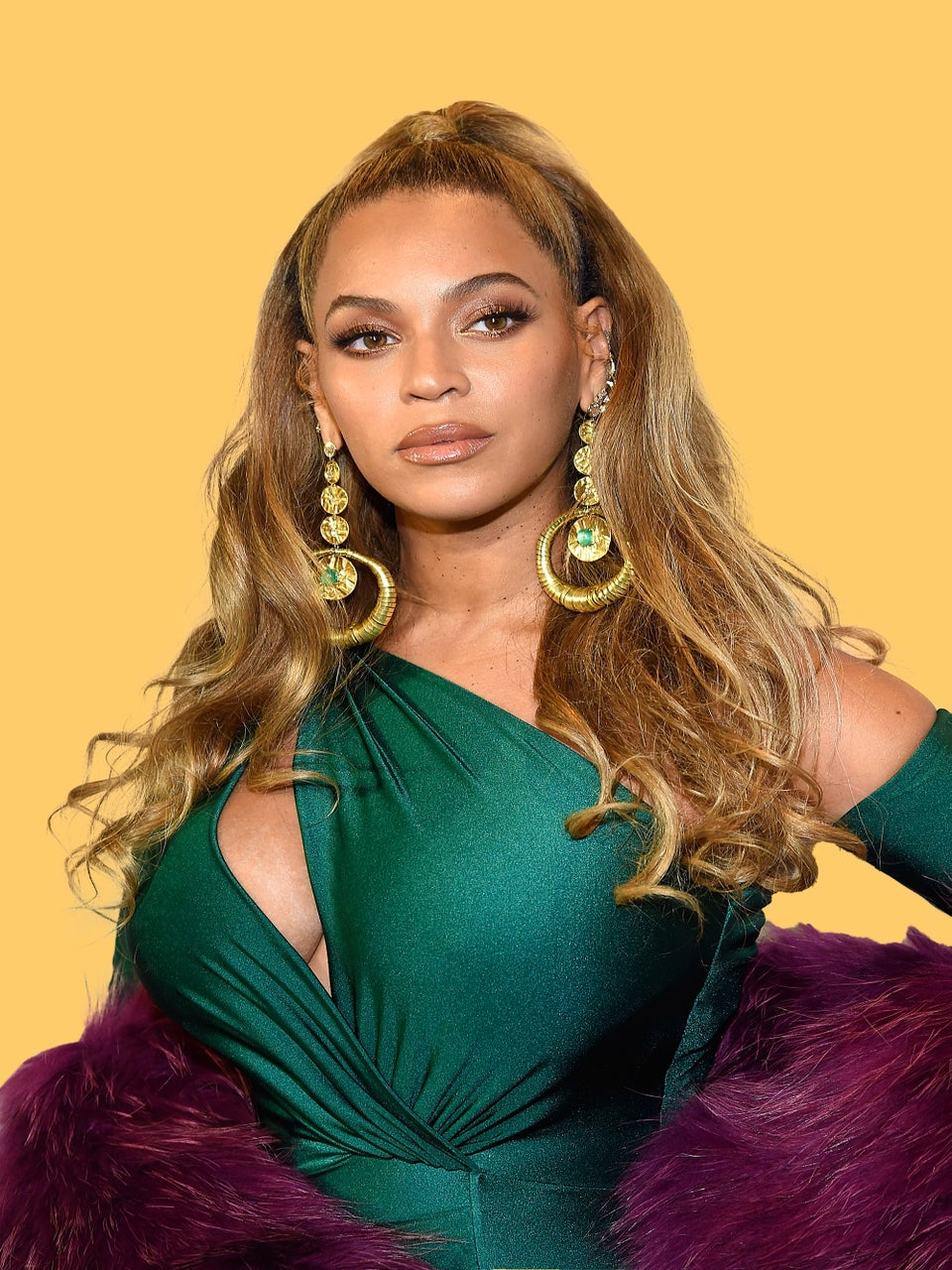 Beyonce Has Released A Line Of Christmas Sweaters And Ornaments