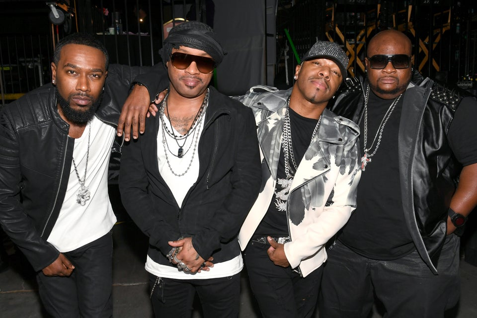 Dru Hill Releases New EP, 'Christmas In Baltimore'