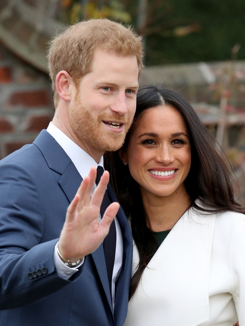 Prince Harry Is Engaged To Meghan Markle!