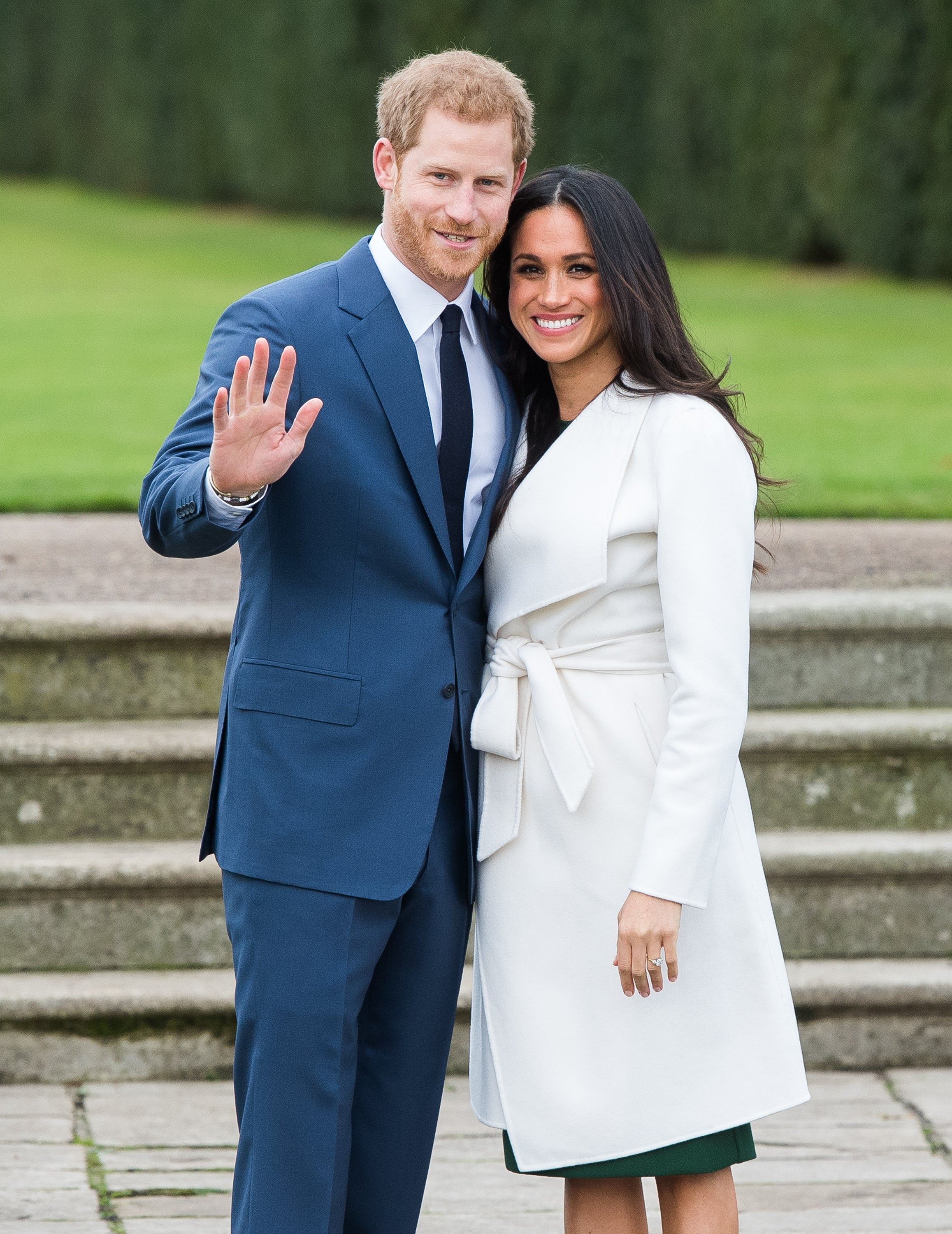 pictures Prince Harry and Meghan Markles Wedding Will Be Televised
