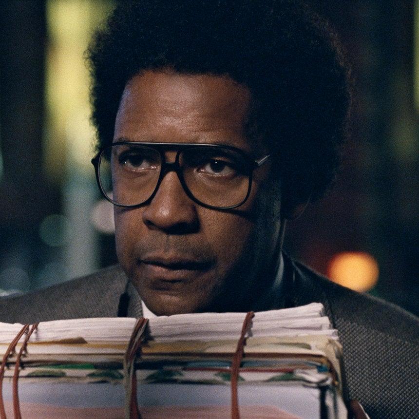 Denzel Washington On 'Roman J. Israel' Role: 'I Have An Inner Awkwardness' Too