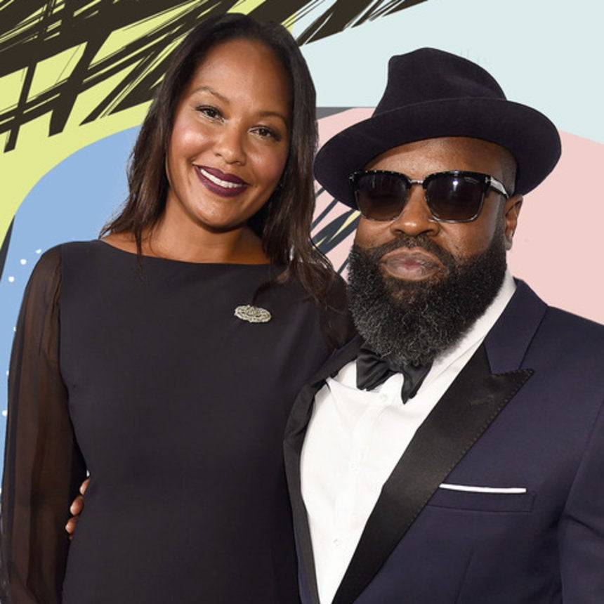 The Roots' Black Thought Has One Of The Most Iconic Beards In Hip-Hop...And His Wife Hates It