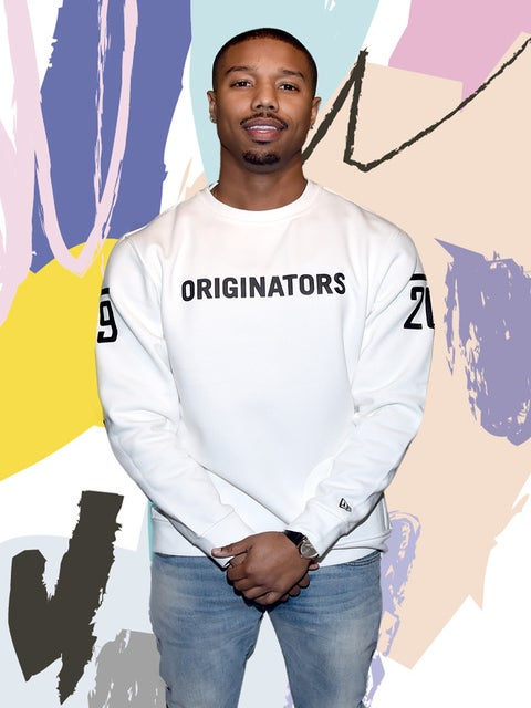 Y'all! A Fan Slid Into Michael B. Jordan's DMs…And It Actually Worked