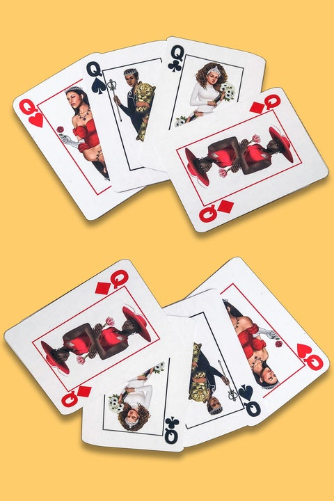 This Dope Deck Of #BlackExcellence Playing Cards Makes A Great Christmas Gift