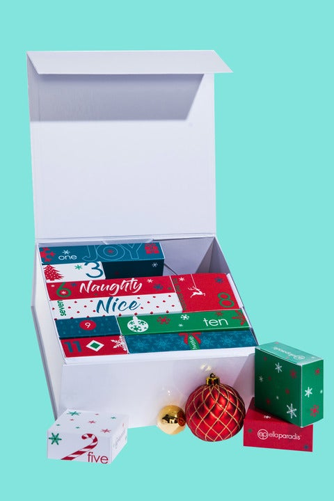This Naughty Holiday Gift Box Is Guaranteed To Spice Up A Couple's Bedroom Bliss