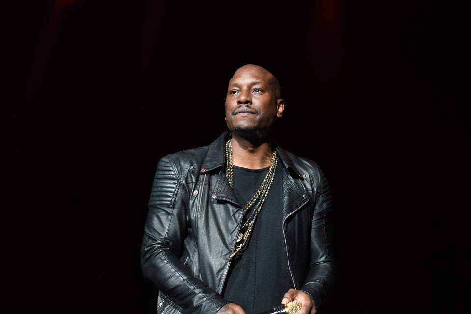 Tyrese ClaimsMedication Made Him Lie About Wife's Pregnancy