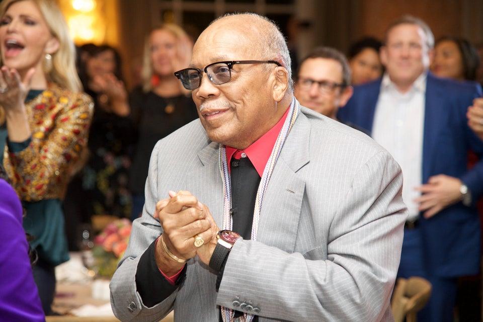 News We Didn't See Coming: Quincy Jones Says He Dated Ivanka Trump