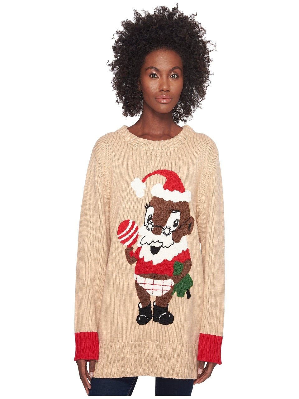 Guys, Whoopi Goldberg Makes The Best Christmas Sweaters, Seriously