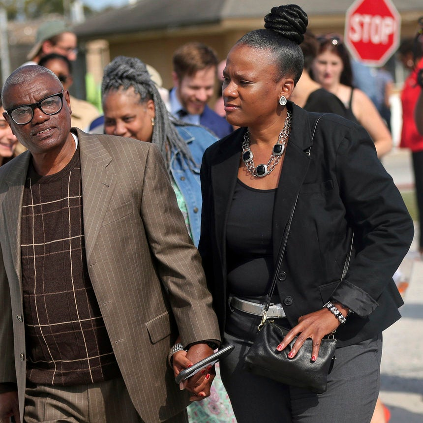 65-Year-Old Man Wrongfully Convicted Of Rape As ATeen Leaves Prison After Nearly 50 Years