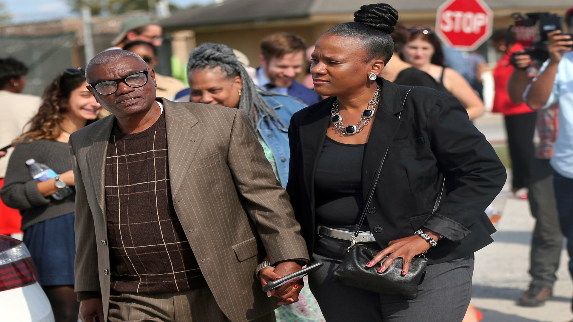 65-Year-Old Man Wrongfully Convicted of Rape as a Teen Leaves Prison After Nearly 50 Years