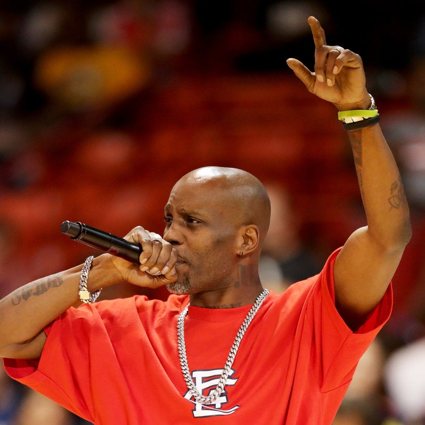 DMX Released A 'Rudolph the Red-Nosed Reindeer' Remix Because Why Not