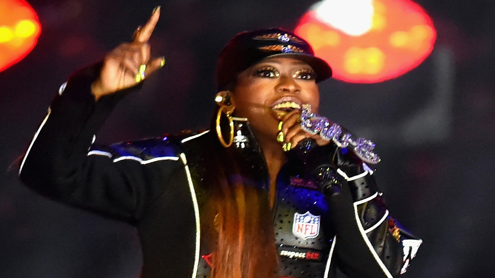 Missy Elliott Reveals She Was In The Hospital The Night Before Super Bowl Performance