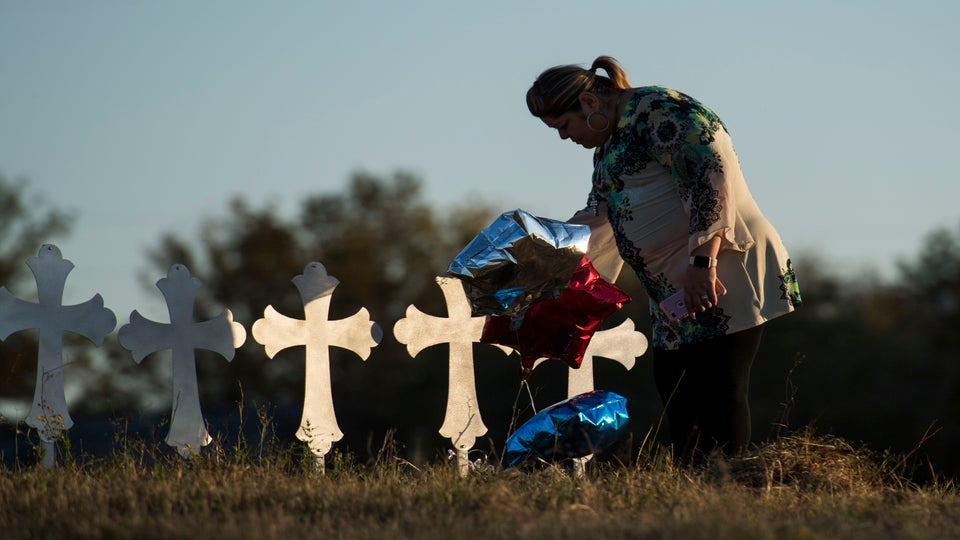 'I Could See Death.' Texas Church Gunman Shot Crying Children At Point-Blank Range