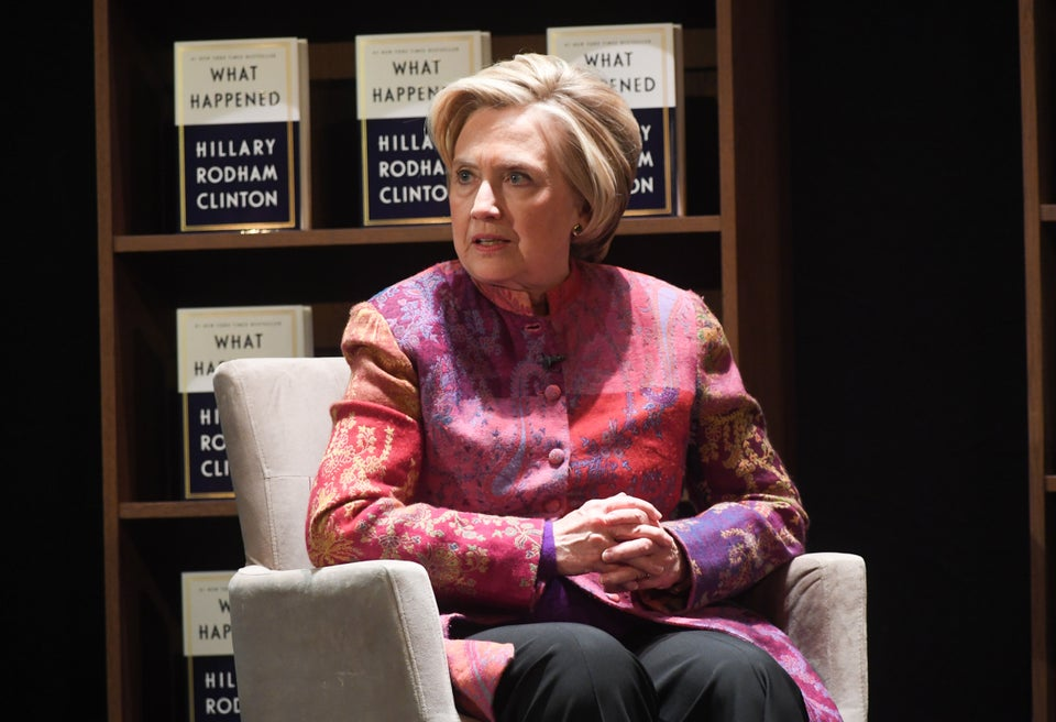 Hillary Clinton: 'Very Credible' Sexual Assault Allegations Against Donald Trump Should Be Investigated