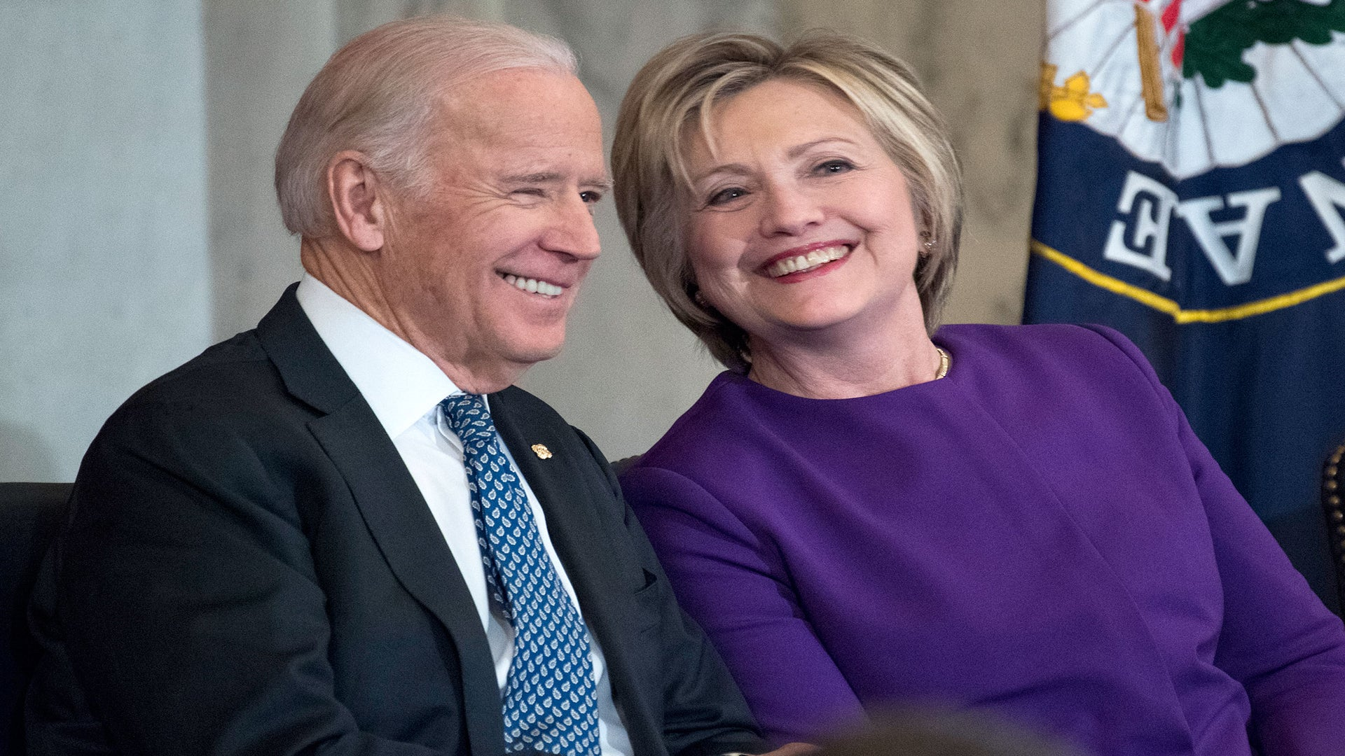 Donna Brazile Considered Replacing Hillary Clinton with Joe Biden After Clinton Fainted: Report