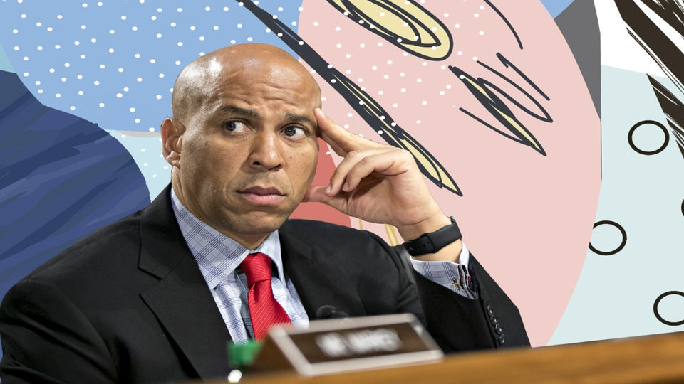 DHS Secretary Claims She Didn't Hear Trump's 'S–thole' Comments. But Sen. Cory Booker Gathered Her Real Quick