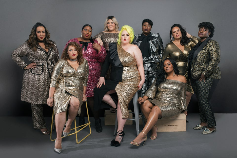 ELOQUII Features Curvy Fashion Bloggers In Its New Holiday Campaign
