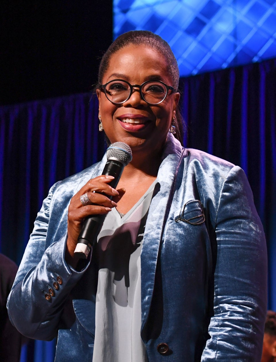 Oprah Winfrey On Having A Harassment Free Set: 'We Don't Want A——- Around Us!'