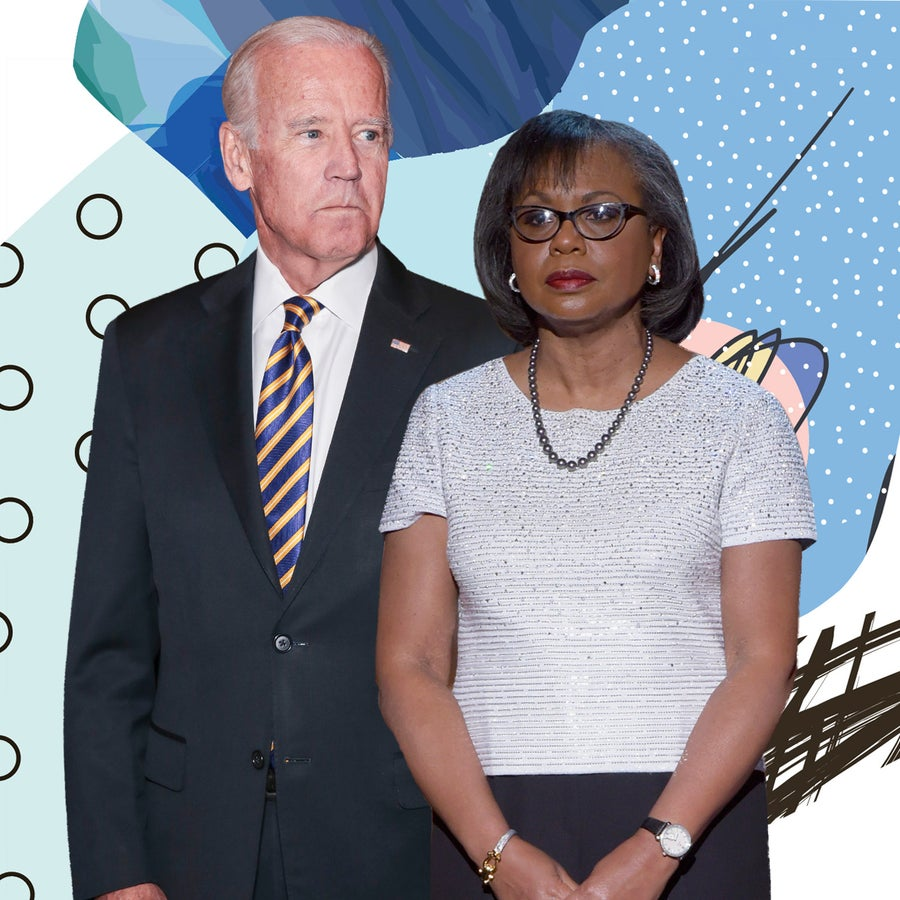 Joe Biden Needs To Address His Wrongs With Anita Hill And Black Women Before Considering A 2020 Run